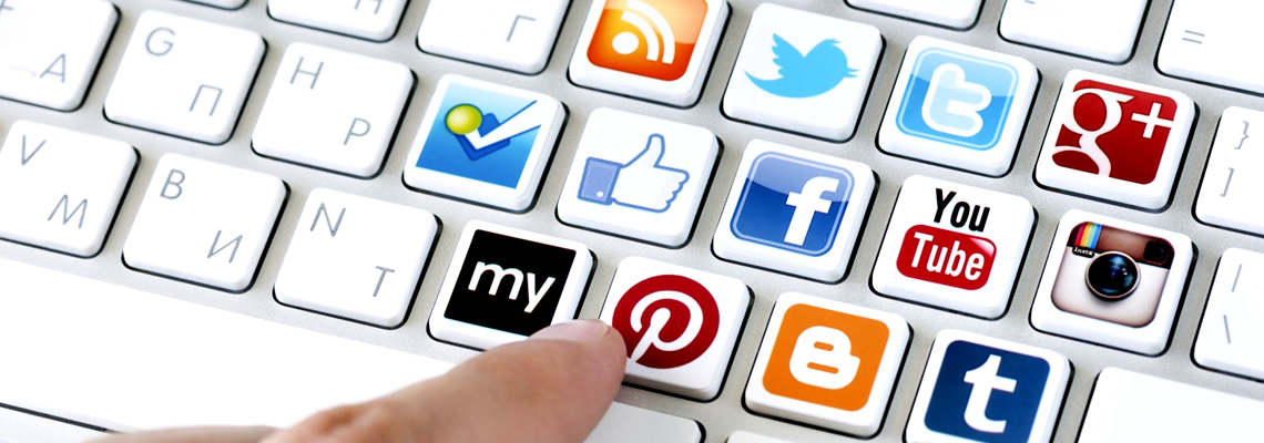 Immagine icone social networks